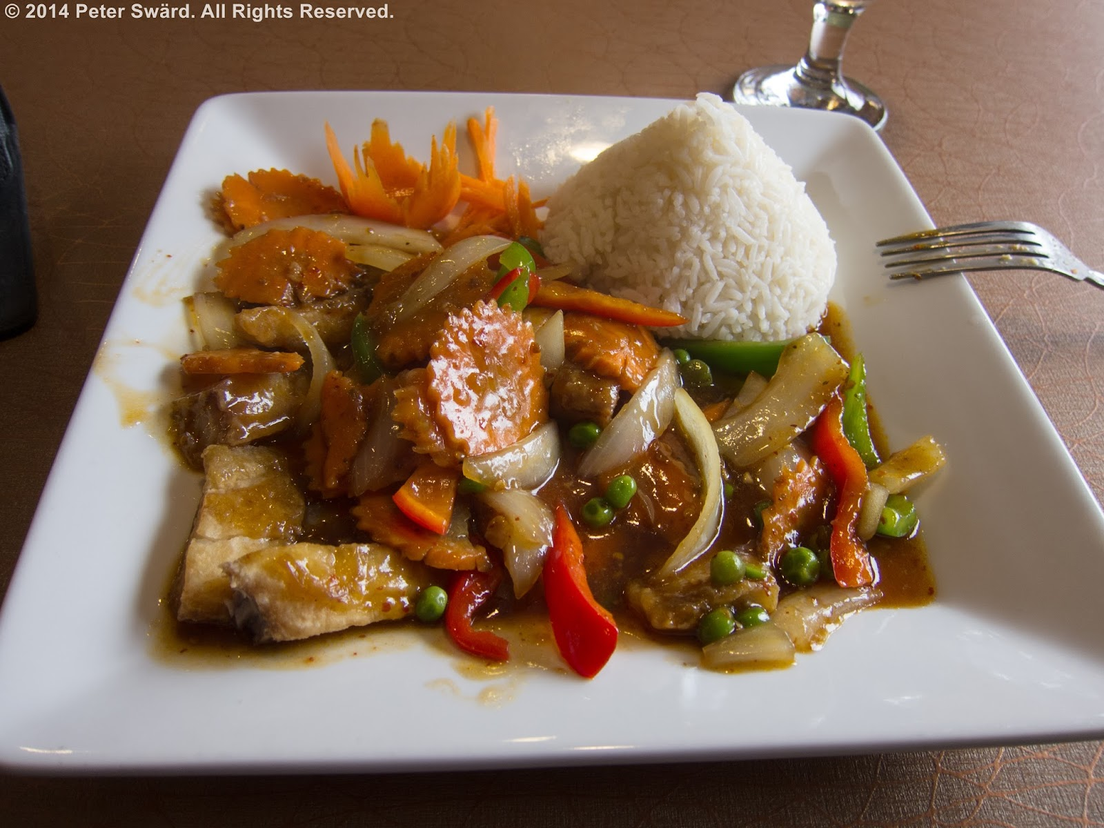 the daily lunch thai e sarn cuisine arlington