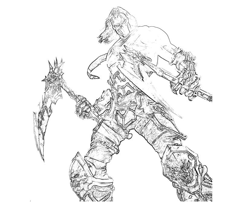 10-darksiders-ii-death-weapon-coloring-pages
