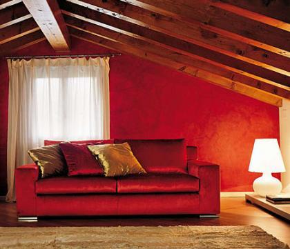 decoracion roja