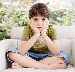 Θέλω να πάω σχολείο λέμε... όχι εγώ... ο γιος μου το λέει