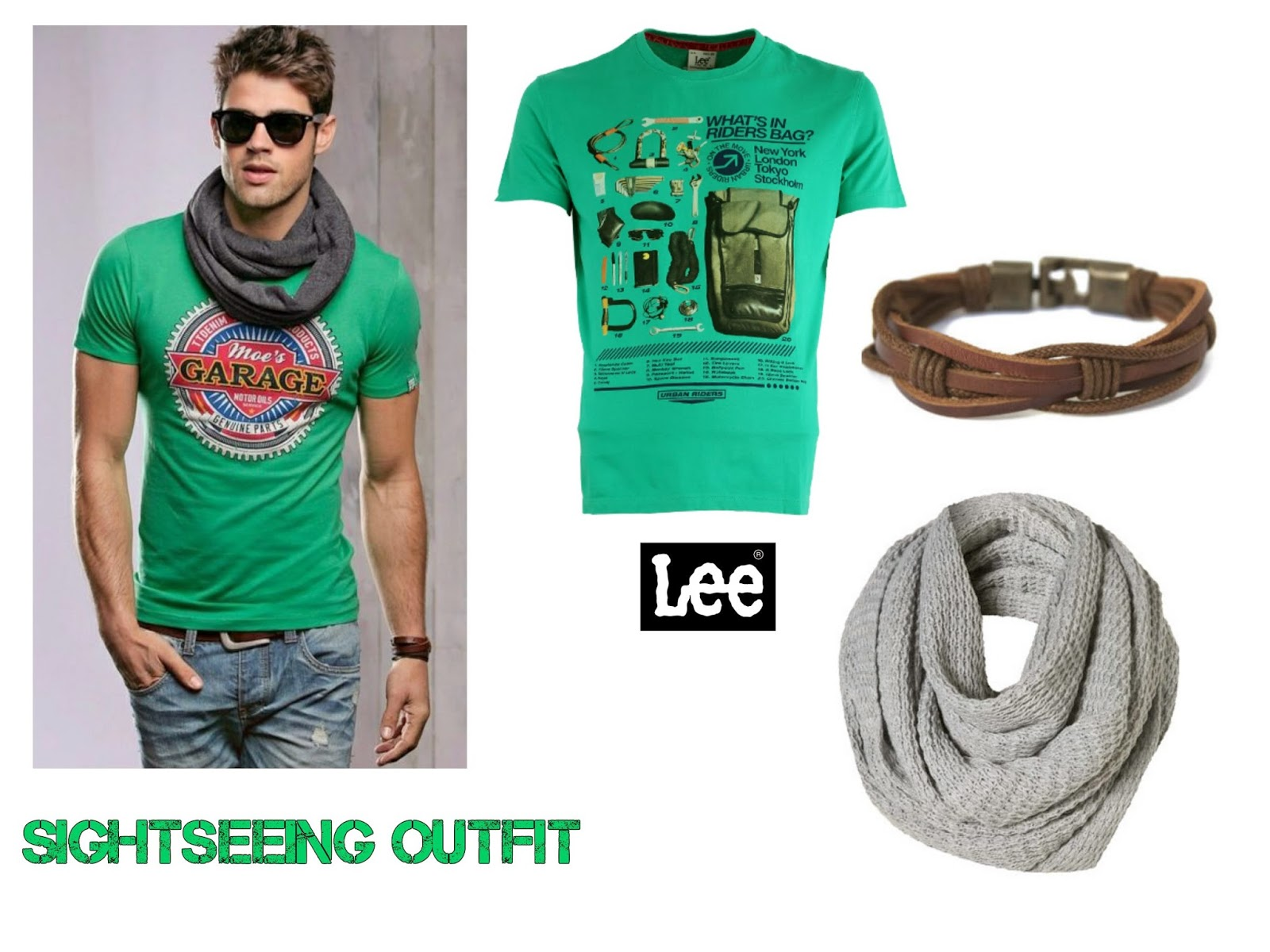 Lee green t-shirt, peppy green t-shirt, travel outfit
