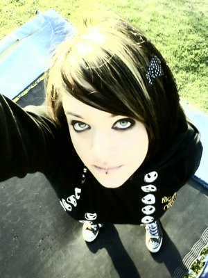 cool images emo hair for girls