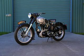 Norton ES2 1950