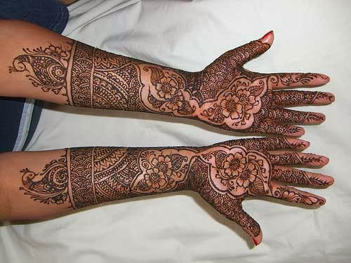 Mehndi Designs For Hands Images Free Download : Best mehndi designs dulhan for hands free