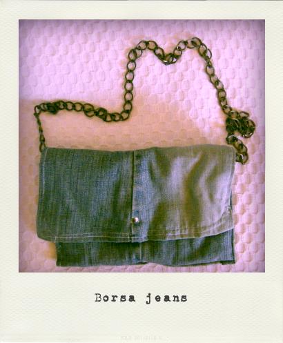 Borsa in jeans 2
