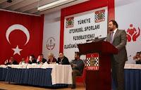 Serkan Yazıcı başkan oldu