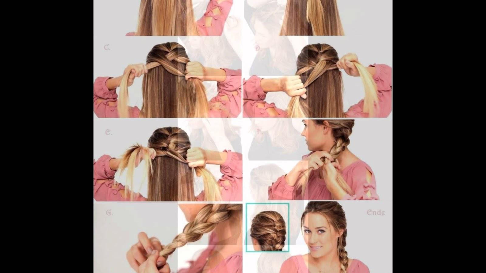 Peinados Para La Feria - Cómo peinarse de flamenca YouTube