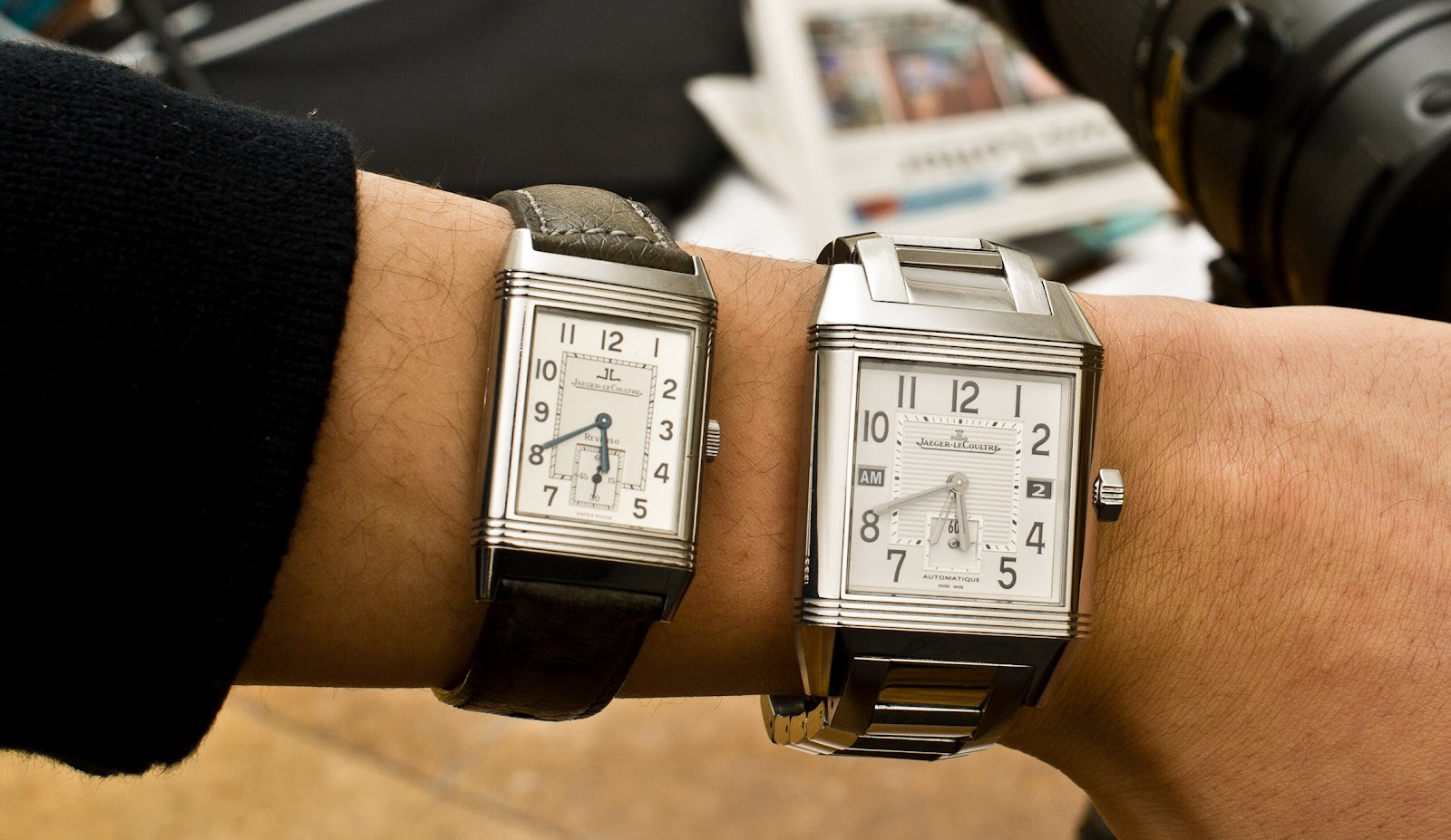 Horolograph journey of reverso part 2 reverso gt grande - Jardiniere grande taille ...