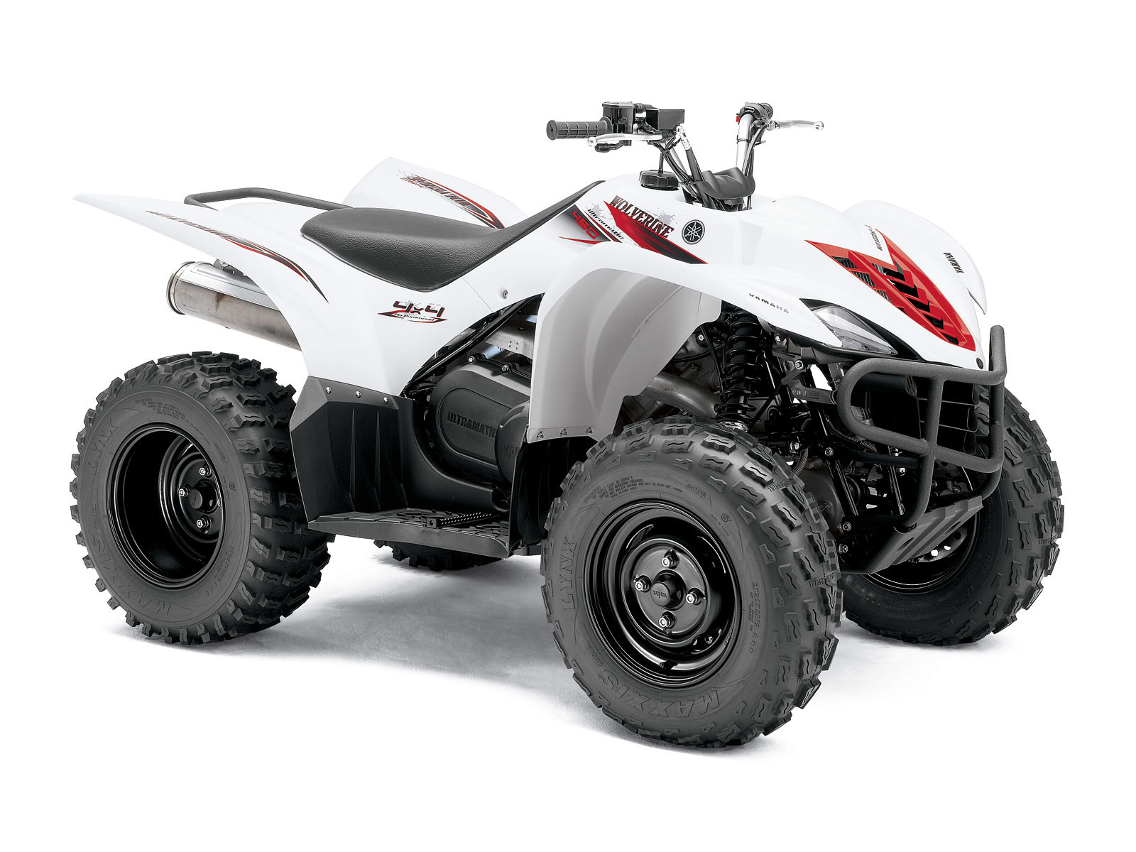 2010 YAMAHA Wolverine 450 4x4 ATV Wallpapers, specifications