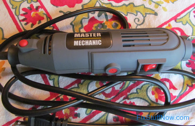 Master Mechanic Rotary Tool - Out Of Box