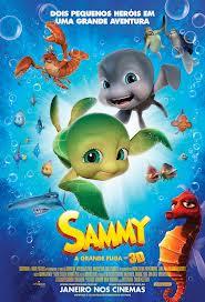 Capa - Sammy A Grande Fuga