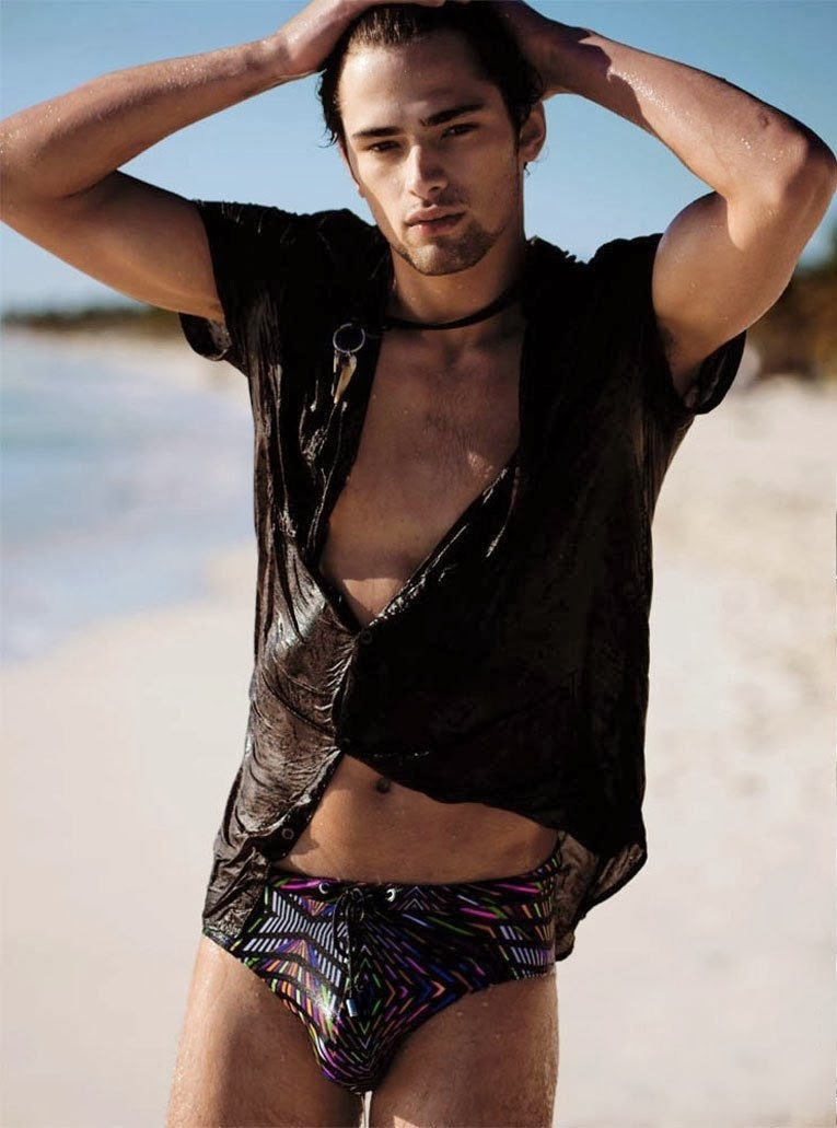 Sean O'Pry hot