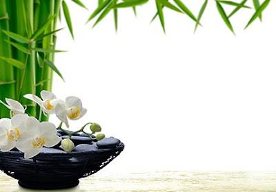 Decoração Feng Shui, flores