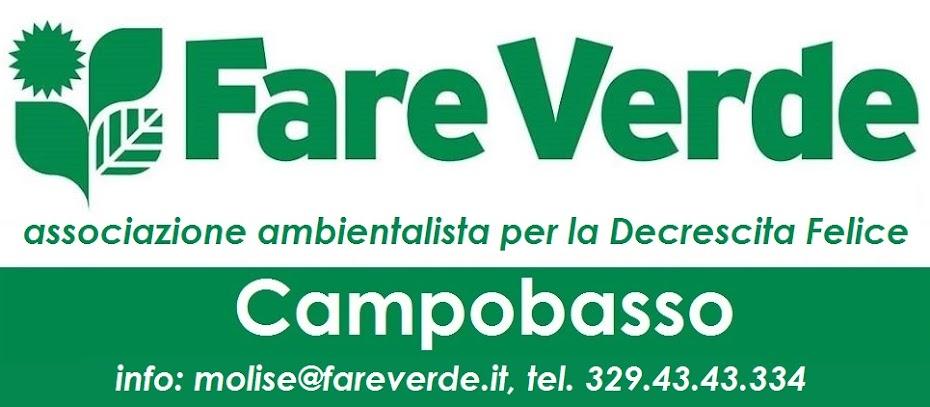 Fare Verde Campobasso