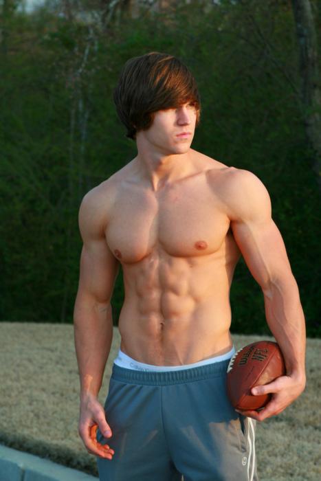 Guys Next Door: Football Jock