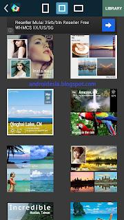 FotoRus - Aplikasi Edit Foto Android terbaik