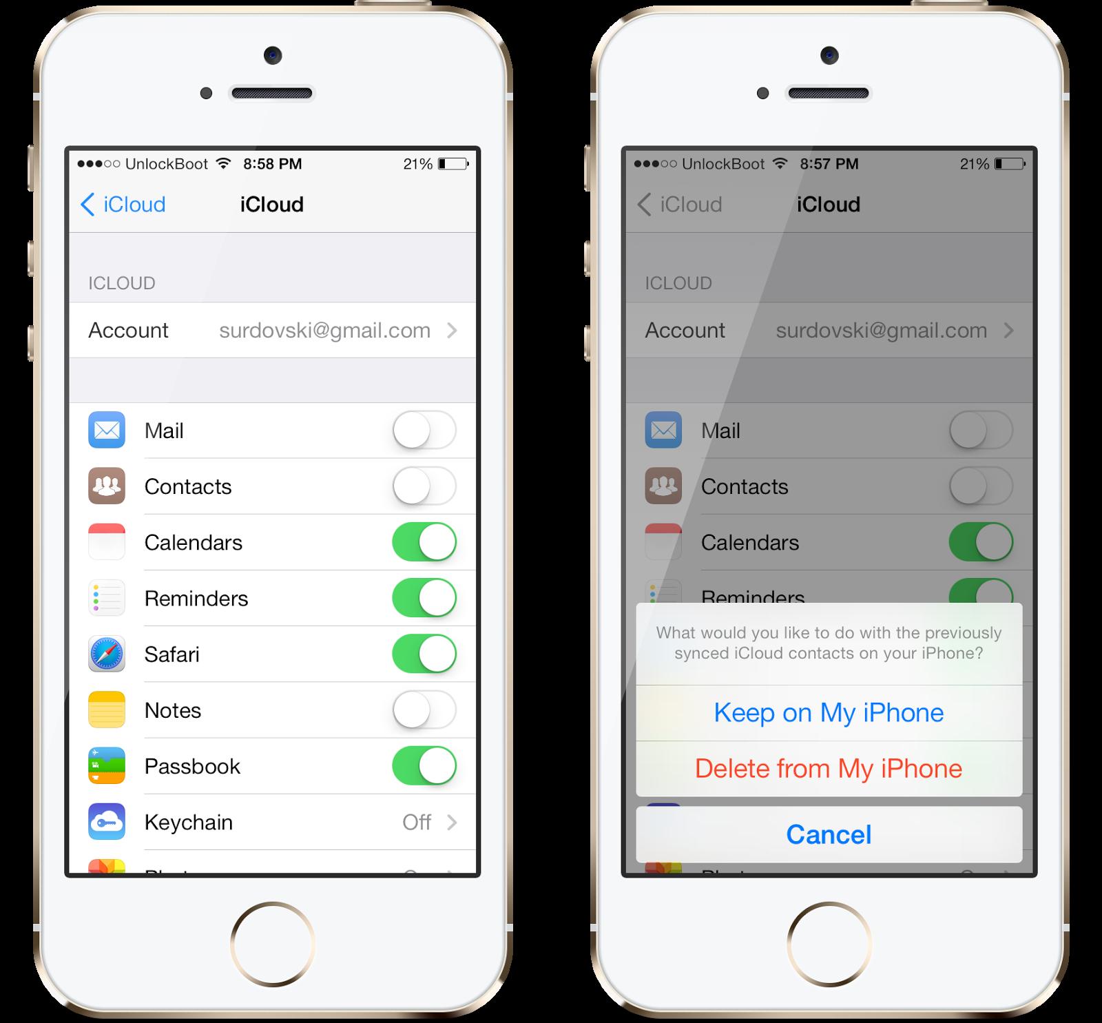 Импорт контактов с SIM-карты на iPhone - Служба поддержки 19
