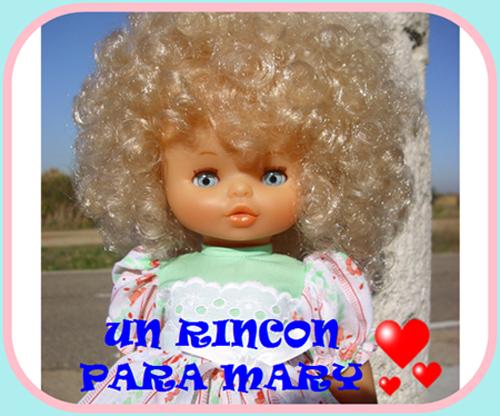 UN RINCÓN PARA MARY