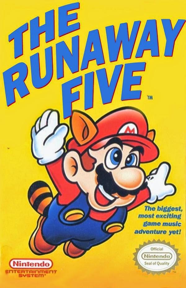 The Runaway Five- músicas de videogame em versão jazz!