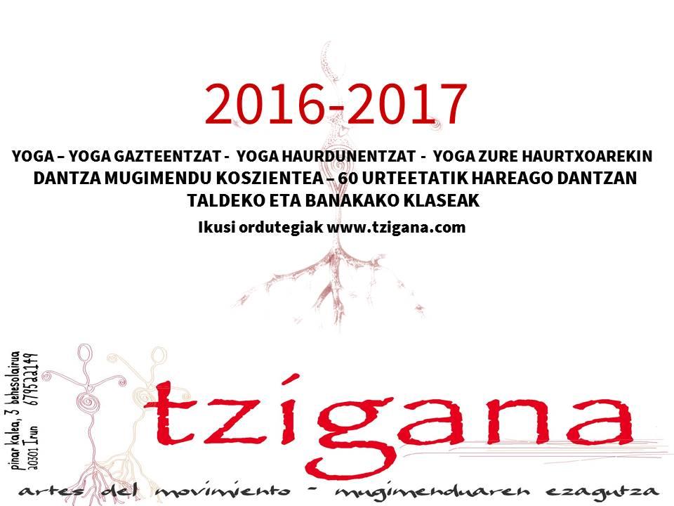 2016-17 Ikasturtea