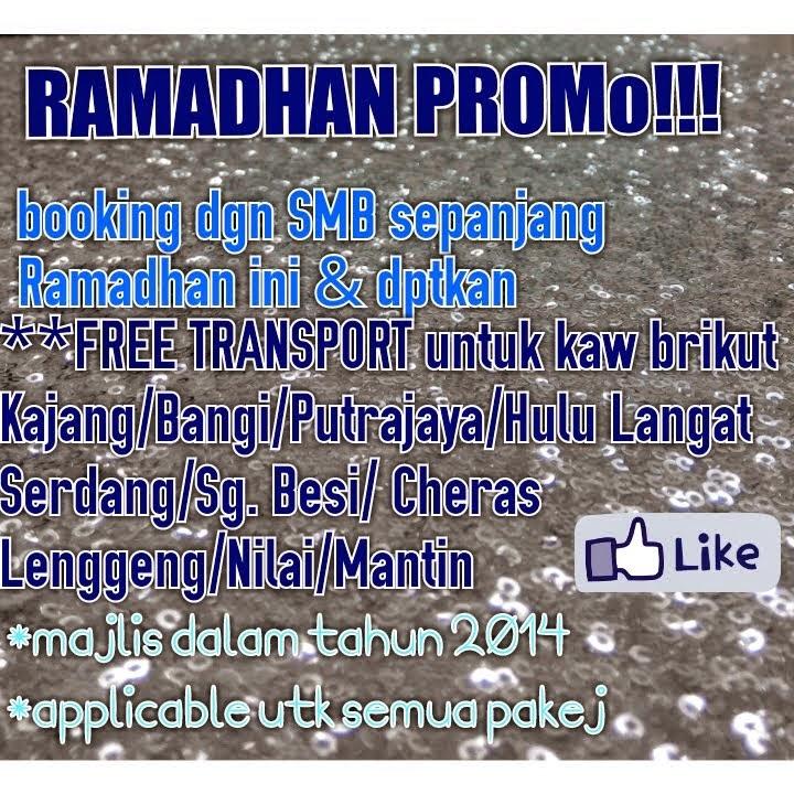 RAMADHAN PROMo!!!