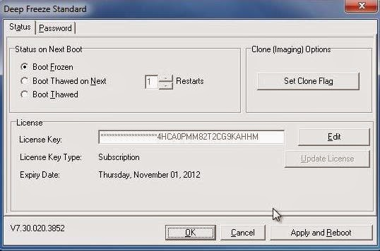 Password Recovery Kit v2.7.0 serial key or number