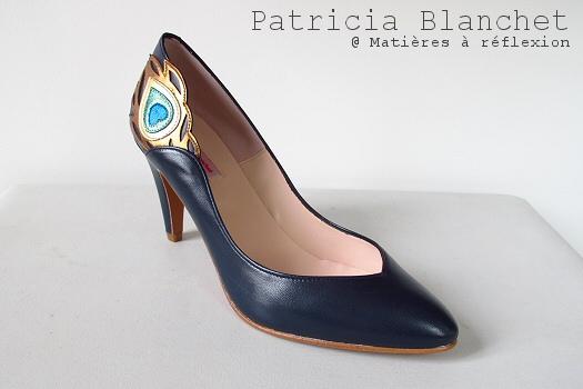 SOLDES Escarpins Patricia Blanchet