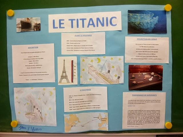 titanic 2nd