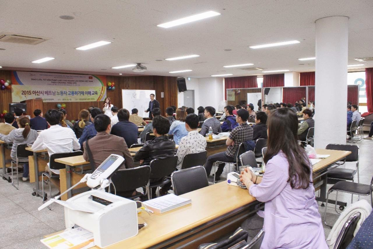 Việt Nam và Hàn Quốc ký gia hạn việc xuất khẩu lao động Hàn Quốc