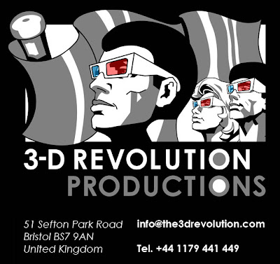 Contact 3-D Revolution Productions
