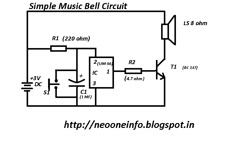 neo one   simple music bell