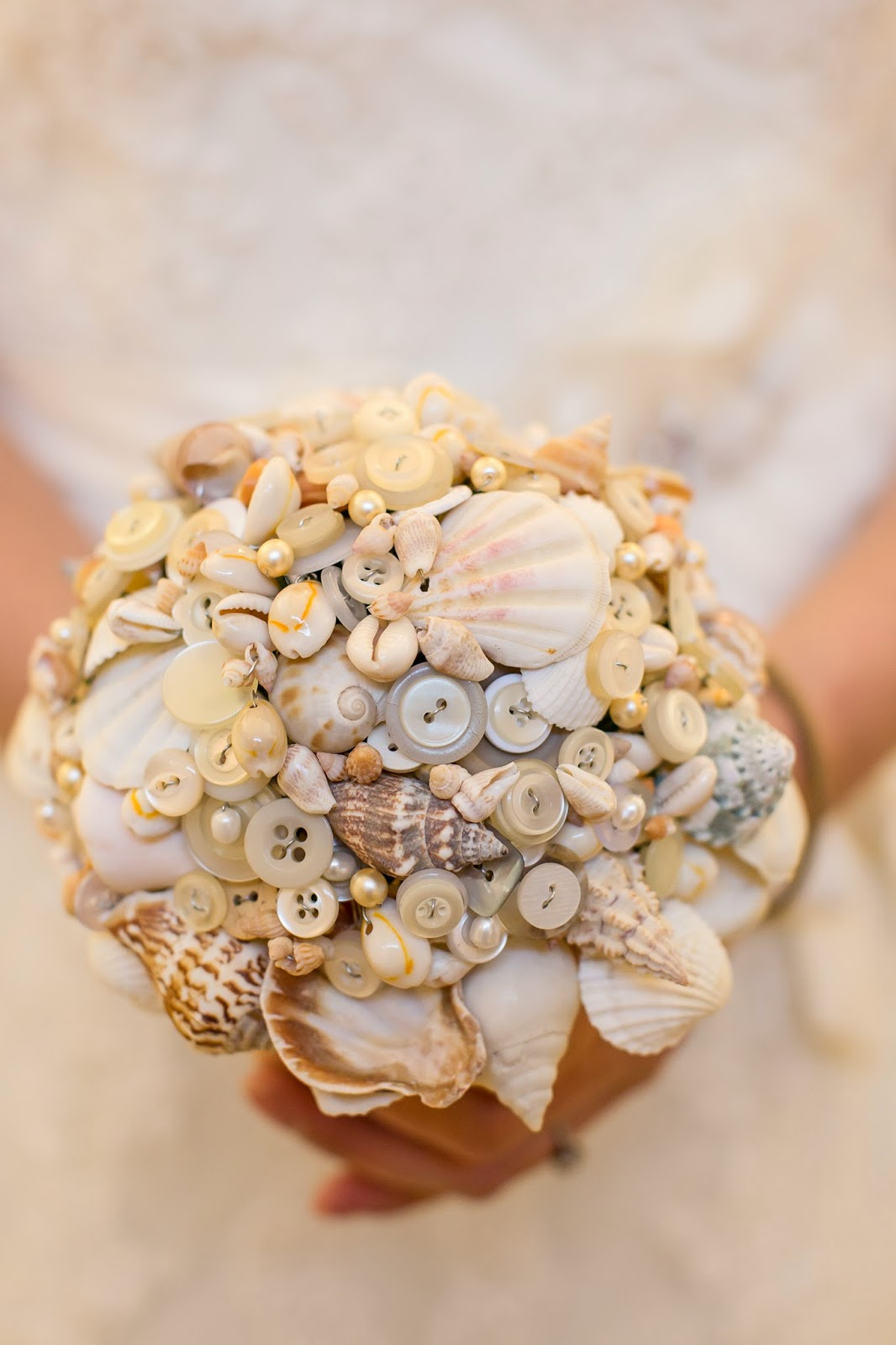 Button Bouquets And Brooch Bouquets Beach Theme Wedding Bouquets