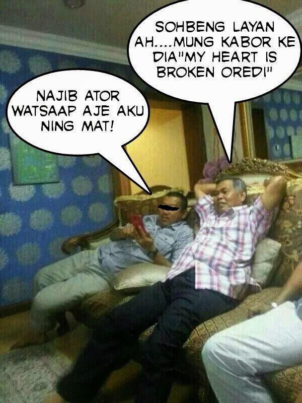 dari sudut pandang, Ahmad Said kembali ke Umno, Menteri besar Terengganu