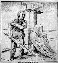 Émigration d'Albert Einstein à États-Unis en 1933