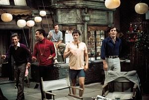 Fotograma de Los chicos de la banda
