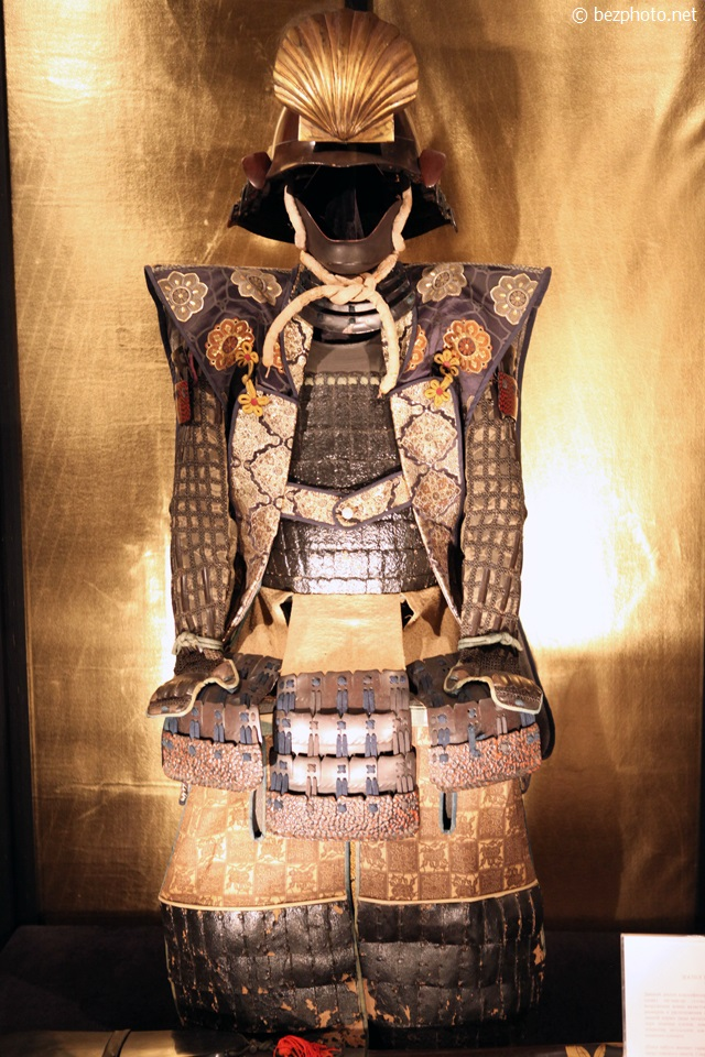 фото самураев в доспехах