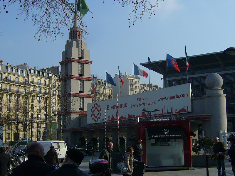 Babone 5go r tromobile 2012 - Metro gare de lyon porte de versailles ...