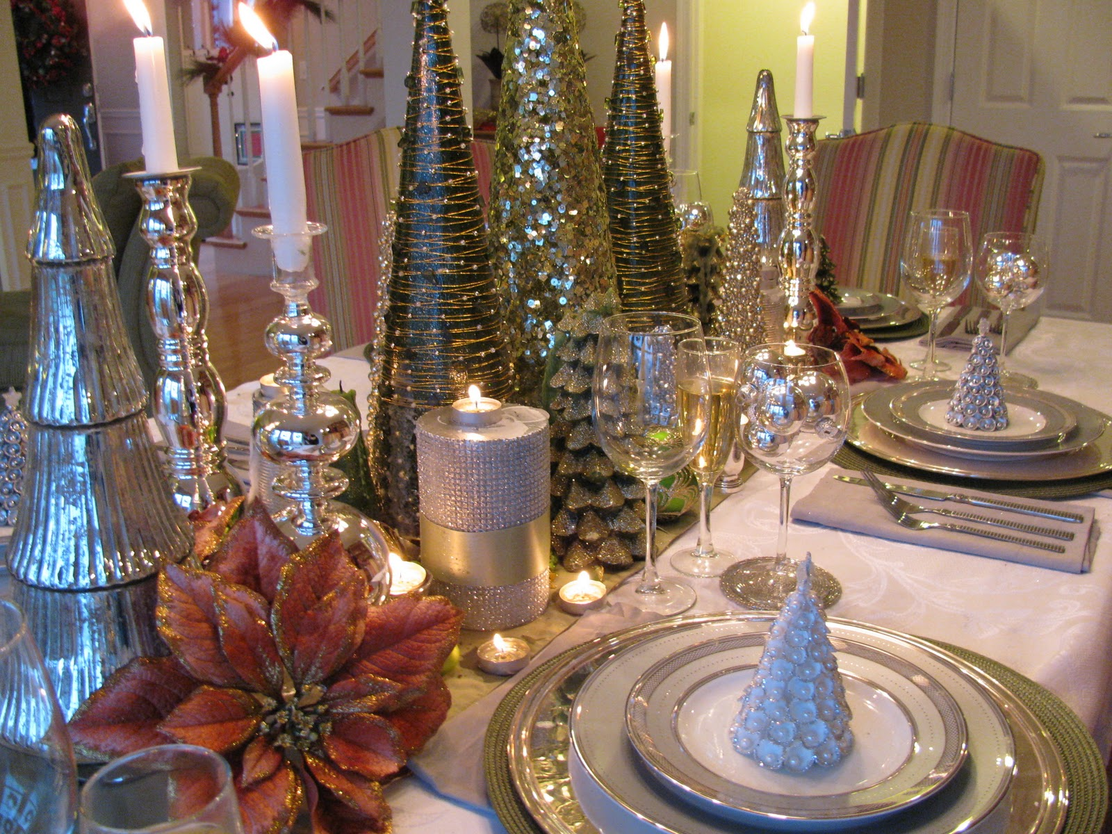 Decorating Ideas > South Shore Decorating Blog Home Goods Holiday Tables And  ~ 100607_Christmas Decorations Home Goods