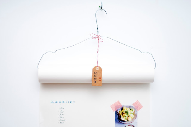 Made By Pien Coat Hanger Kitchen Memo