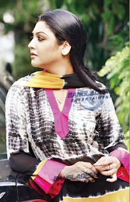 Bangladeshi Film Actress Joya Ahsan