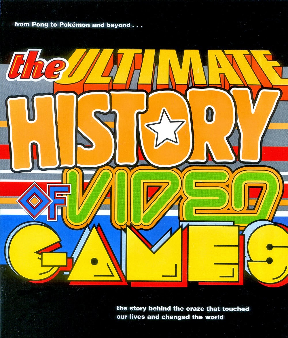 History Of Video Games [ Infographics ]