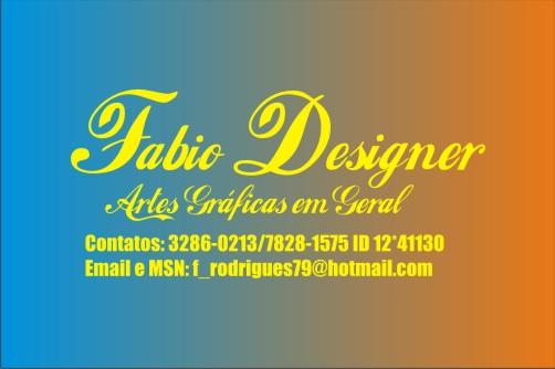 Fábio Designer