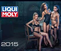 Liqui Moly Calendário 2015