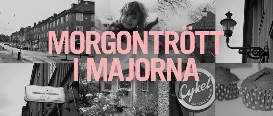 Morgontrött i Majorna