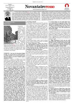 Novantatrerosso n° 8: LA MANUTENZIONE PROGRAMMATA DEI BENI CULTURALI Clic per il PDF