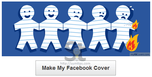 myFBCovers – Create Facebook Cover Images