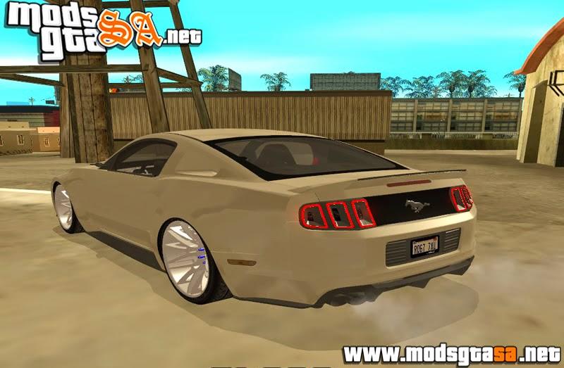 SA - Ford Mustang GT 2013 V2