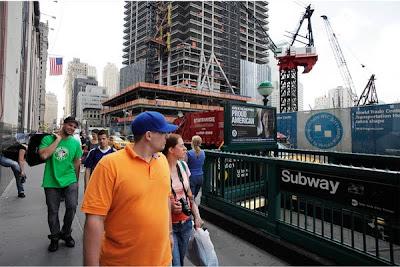 la ciudad despues de los atentados del 11s