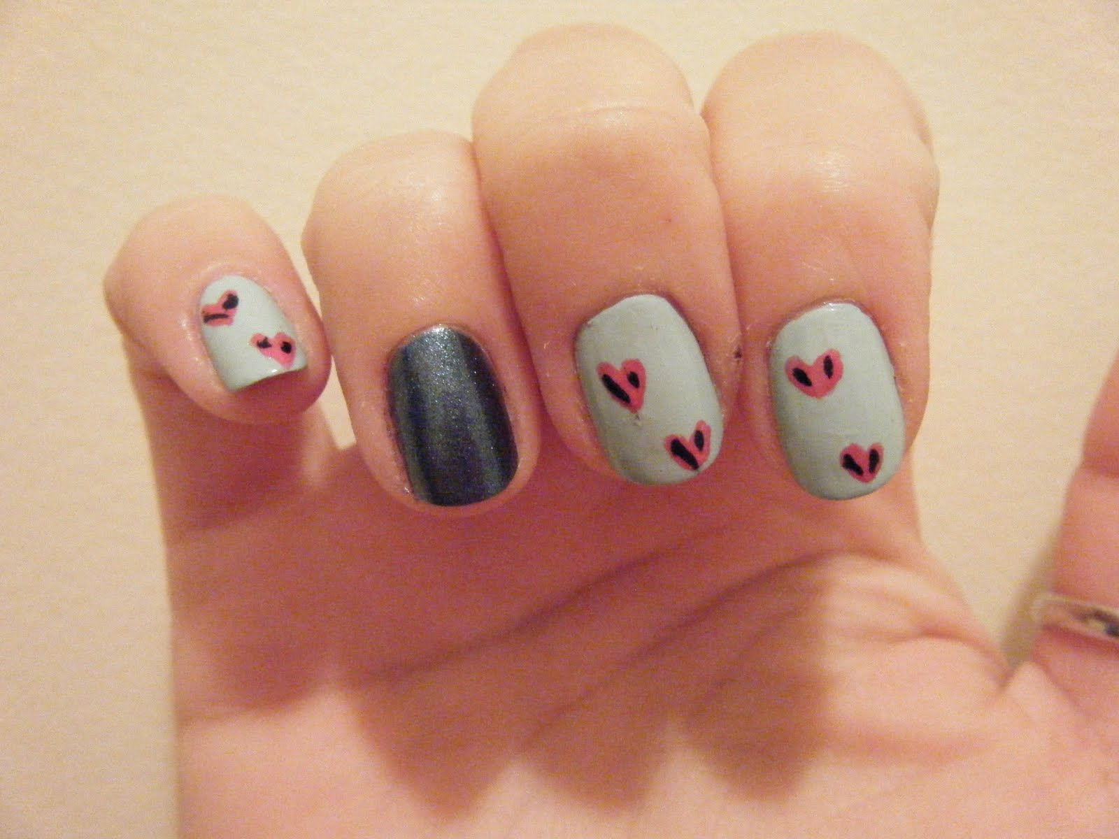 Painted Pretty Nails