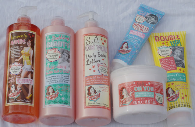 Blogger beauty products review daily body lotion